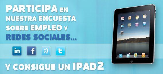 Llévate un iPad2 por darnos tu opinión