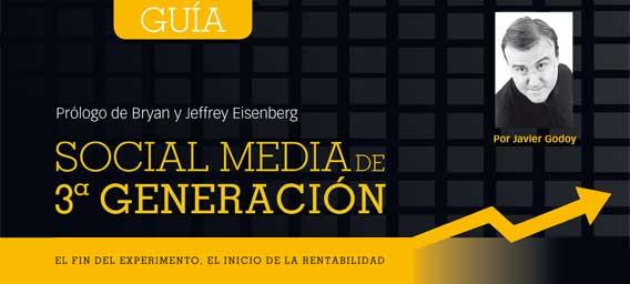 Infoempleo te invita a la presentación de la Guía «Social Media de 3ª generación»