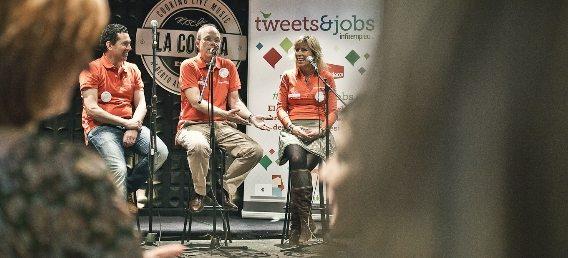 Tweets & Jobs habló sobre felicidad y empleo con Ikea
