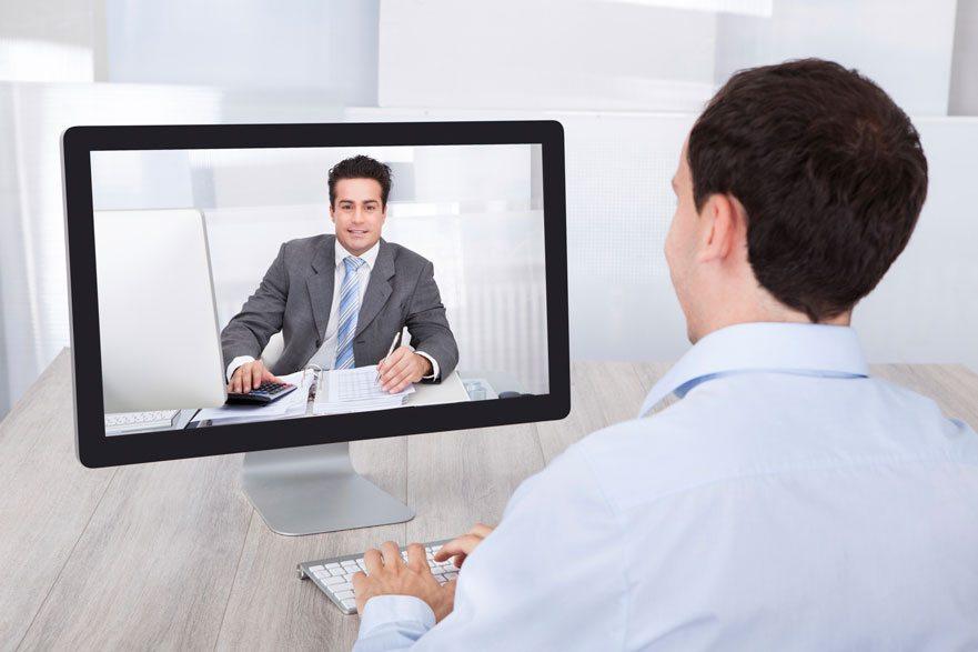 Tu próxima entrevista de trabajo puede ser online, ¿estás preparado?