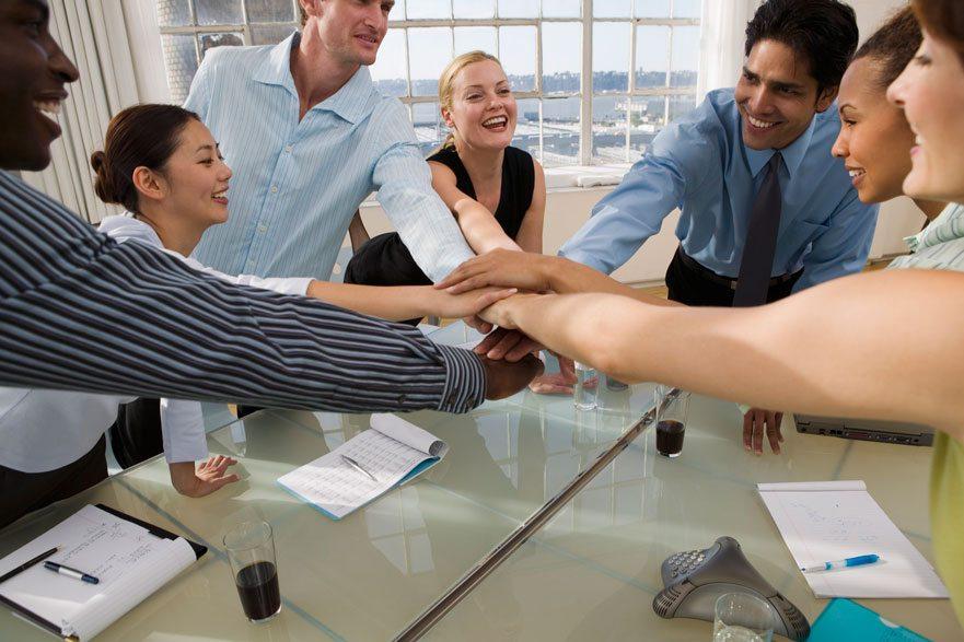 Las empresas desean empleados felices