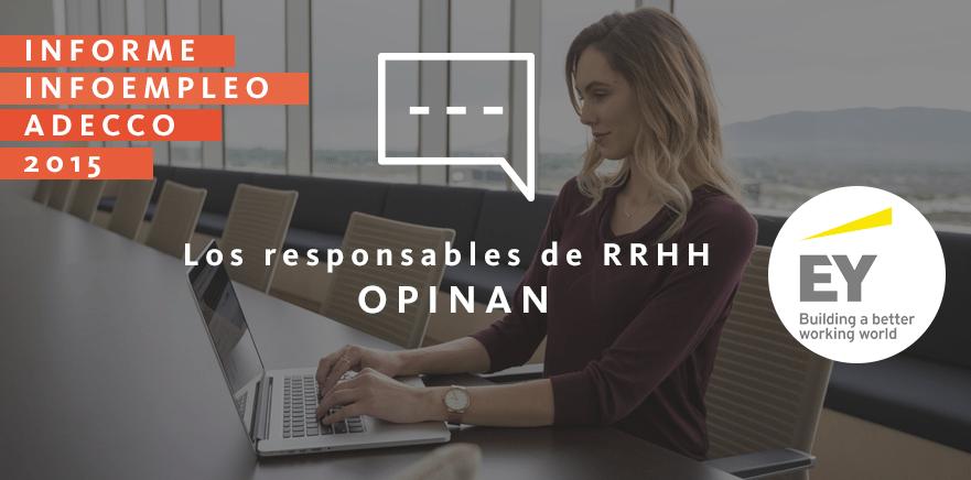 Los responsables de RRHH opinan: EY