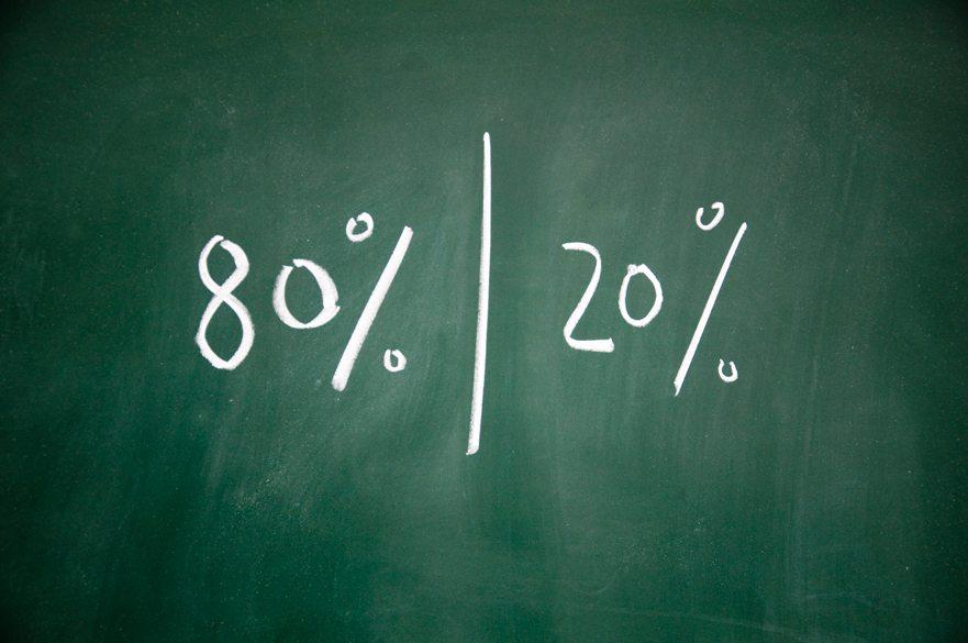 La ley de Pareto o cómo ser más eficiente reclutando