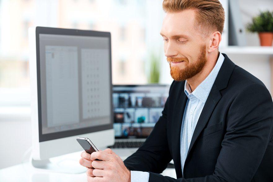 El uso del móvil en la empresa