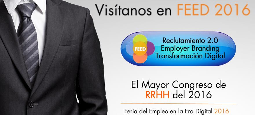 La Feria de Empleo en la Era Digital se prepara para recibir a 2.000 expertos en RRHH