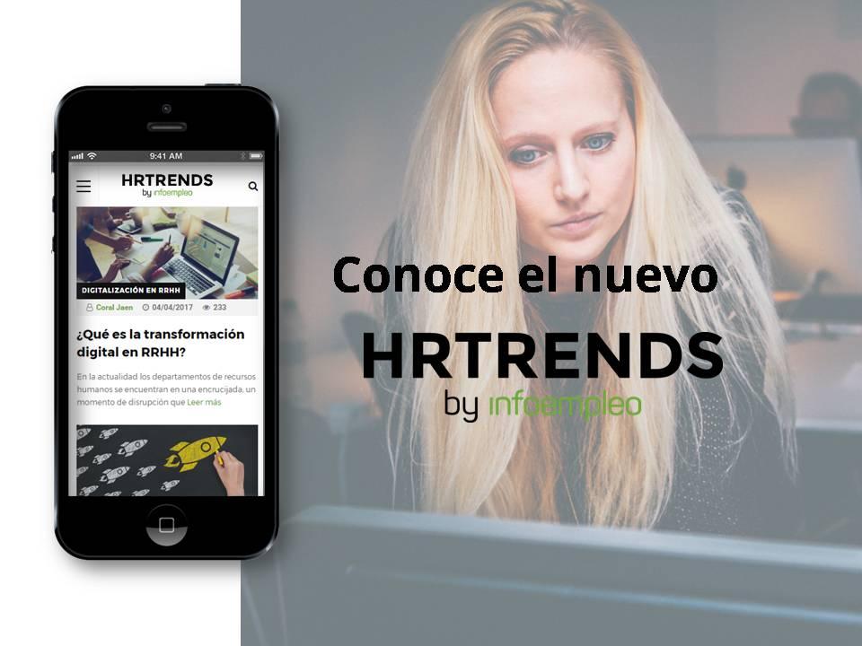 Conoce el nuevo HR Trends