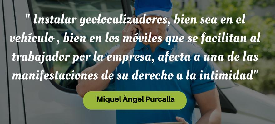 Miquel Àngel Purcalla Bonilla control en las empresas