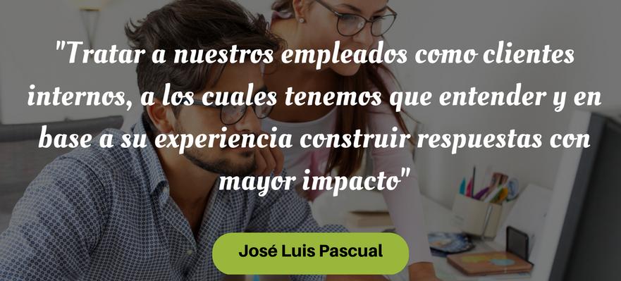 José Luis Pascual RRHH