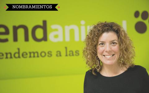 Blanca Piédrola, Jefa de RRHH de Tiendanimal