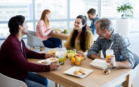 5 consejos para llevar a cabo una vida sana en la oficina