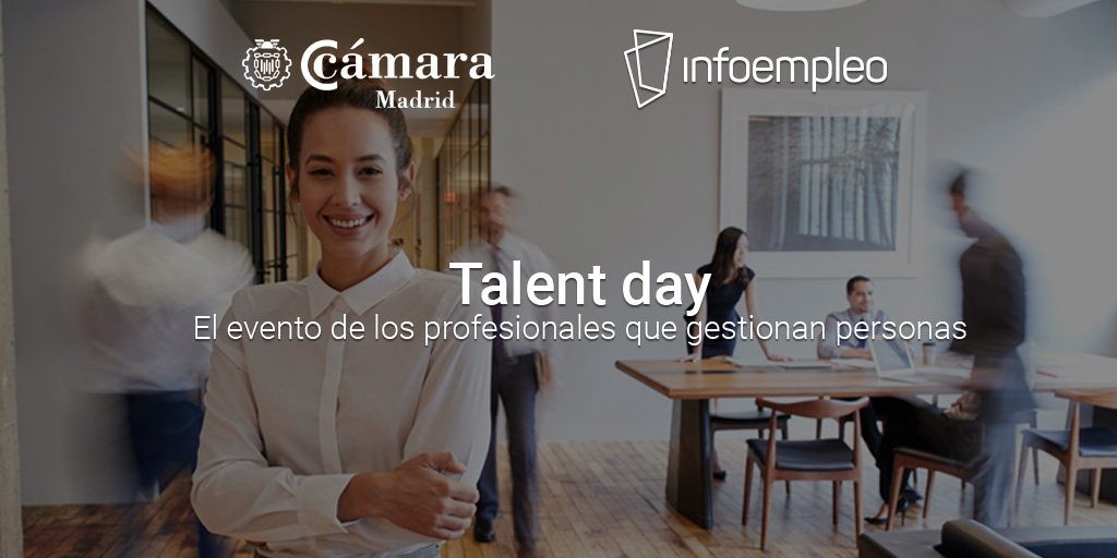 Talent Day, te esperamos el 26 de septiembre