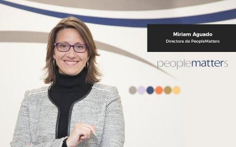 Miriam Aguado de PeopleMatters: «La tecnología digital está cambiando las reglas del juego del empleo»