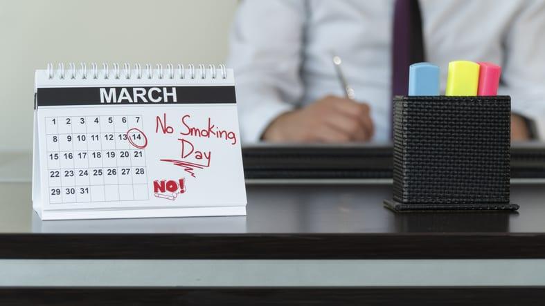 Planes para dejar de fumar en el trabajo