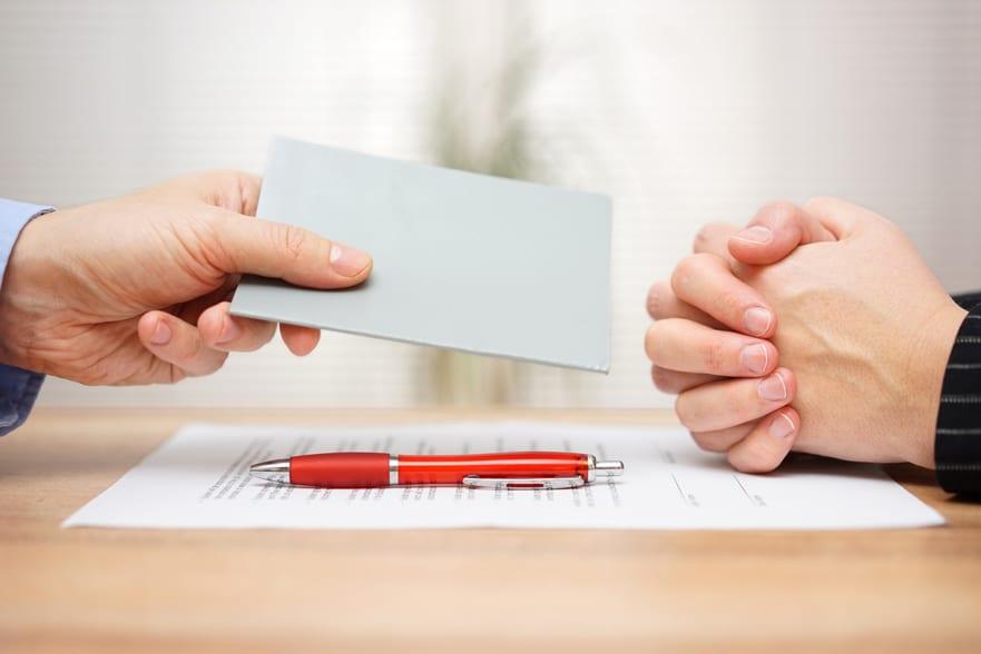 Trabajador: carta de dimisión