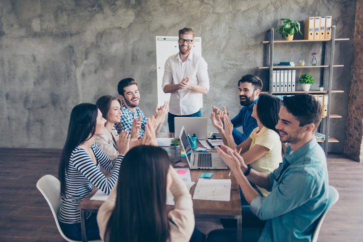 Cómo unir un equipo de trabajo