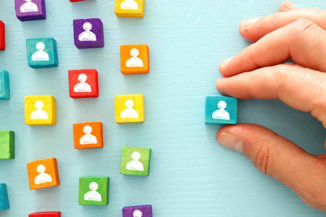 ¿Cuál es la diferencia entre reclutamiento y selección de personal?