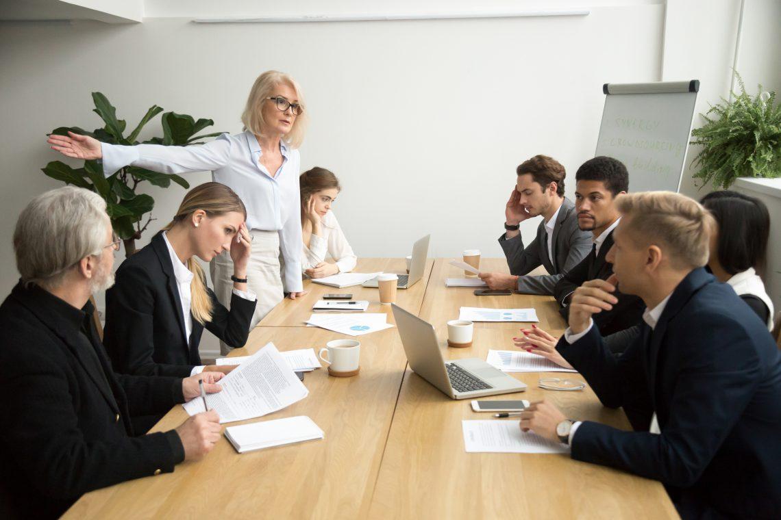 estrategias de negociación y resolución de conflictos empresariales