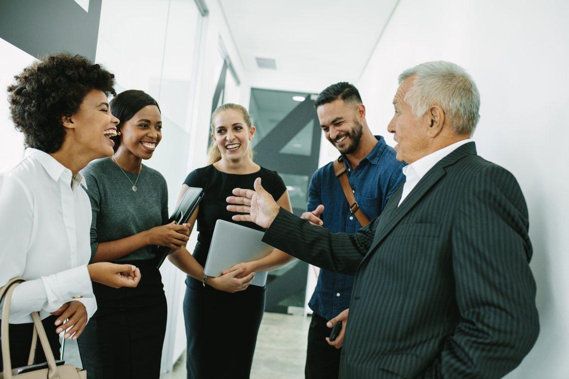 ¿Cuáles son los beneficios de la diversidad empresarial?