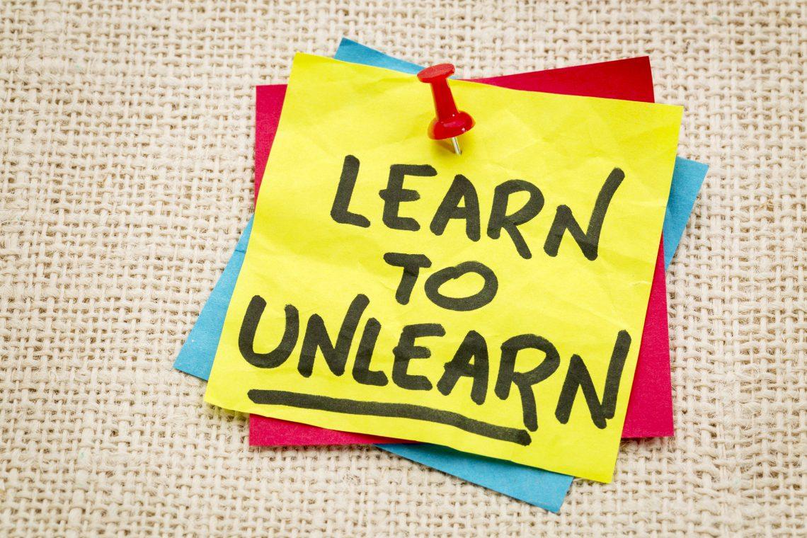 Desaprendizaje: la mejora continua en la empresa