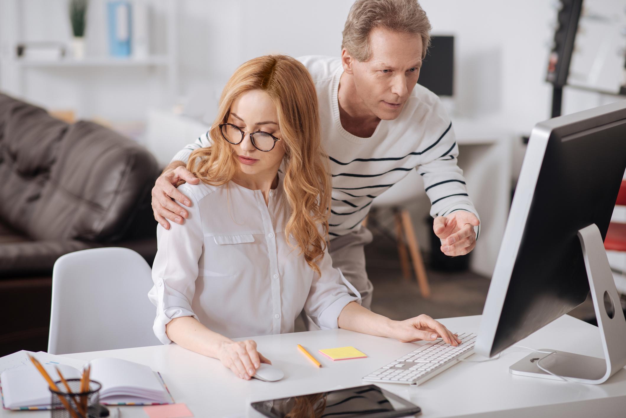 Cómo identificar y combatir el acoso sexual en el trabajo