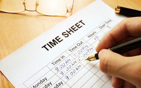 ¿Se puede cambiar el horario de un trabajador en cualquier momento?