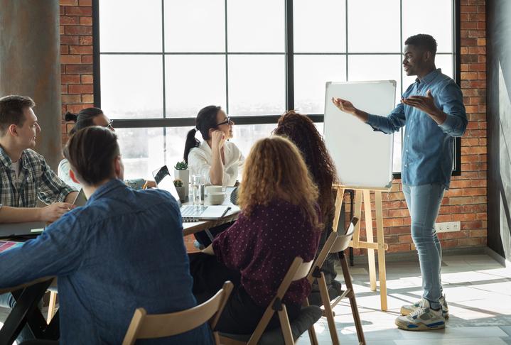 Conseguir reuniones de trabajo efectivas