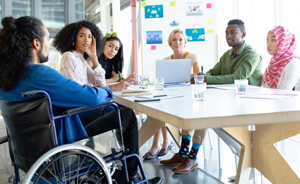 Personas con capacidades diferentes: por qué es importante incluirlas en tu empresa