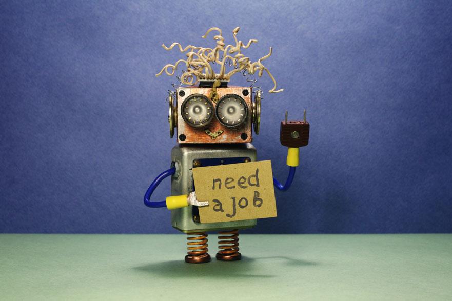 El 64% de los trabajadores confiarían más en un robot que en su jefe