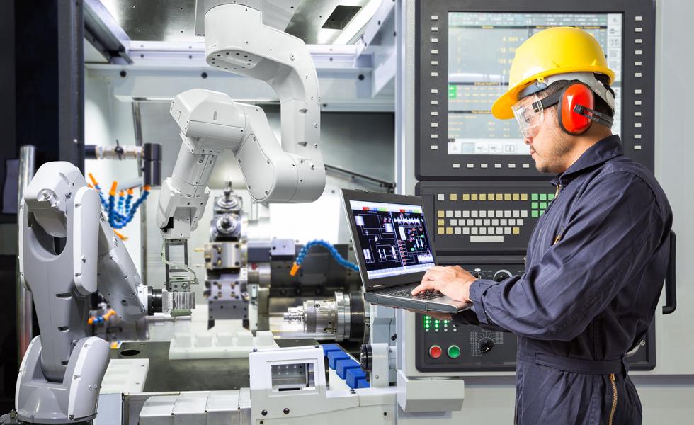 ¿Cómo será el futuro trabajando con robots?