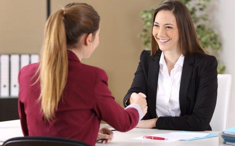 La importancia de sonreír en una entrevista laboral