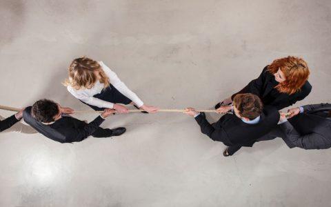 Conflicto con los mandos intermedios, cómo solucionarlo