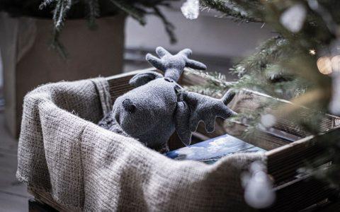 Este año, una cesta de Navidad diferente