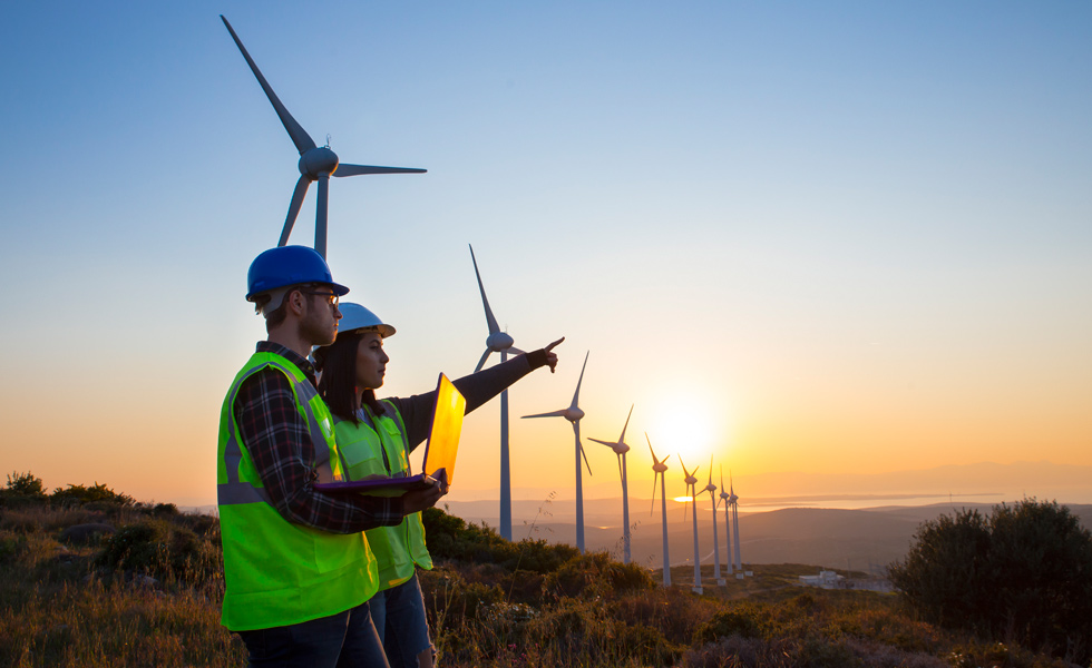 Las empresas de la economía verde podrían crear hasta 1,3 millones de empleos en España