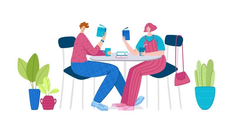 Trabaja las soft skills con clubs de lectura