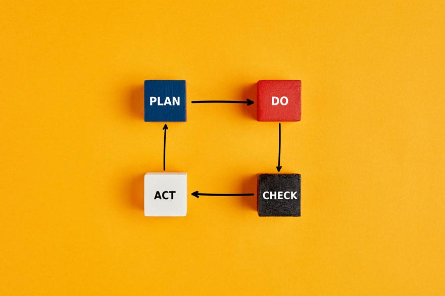 Ciclo PHVA orientado a la gestión de calidad y el liderazgo