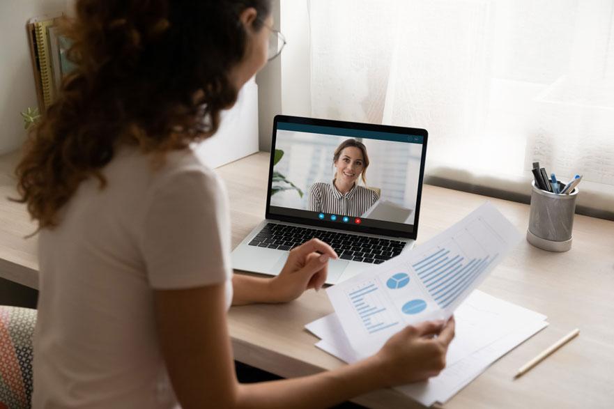 La necesidad de reconocimiento de los empleados que trabajan online
