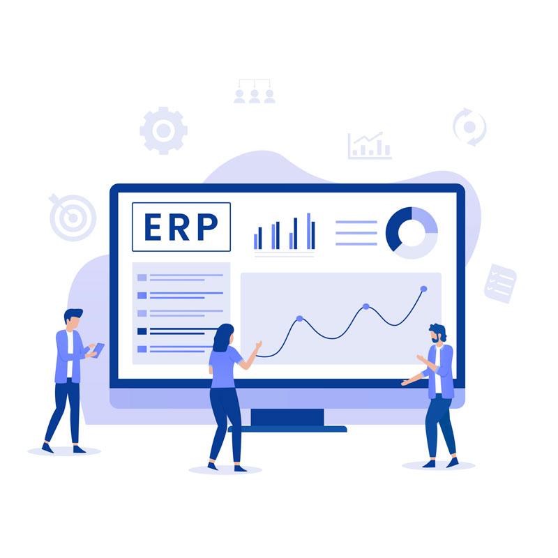 Ventajas del sistema ERP